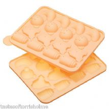 Kitchen Craft Baby Shower Christening Cake Pop Silicone Cakepop Baking Sheet
